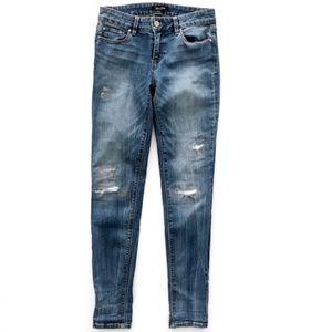 White House Black Market WHBM Women's Skinny Jeans